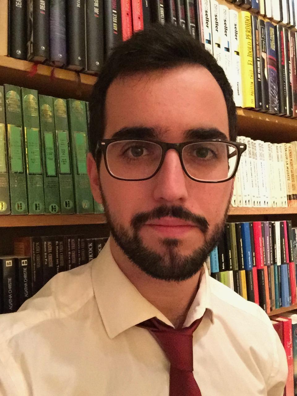 Sergio García Esteban