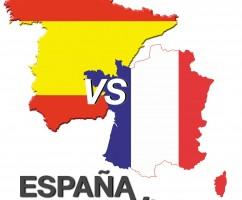 España VS Francia